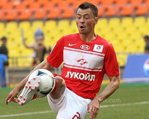 Динияр Билялетдинов. Спартак - Волга